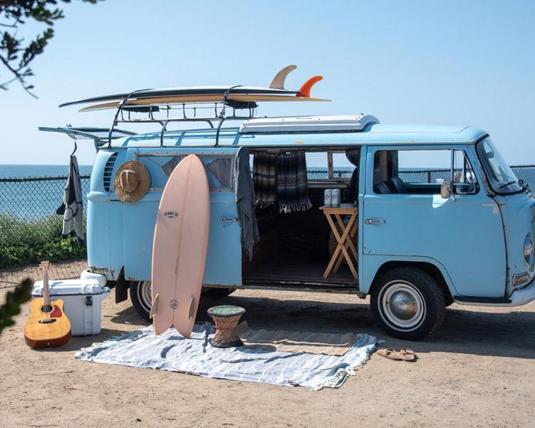 campervan rentals california