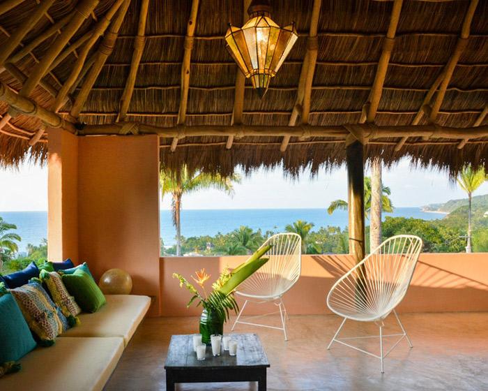 casita mimas surf villa