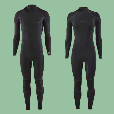 mens and womens wetsuits for surfing
