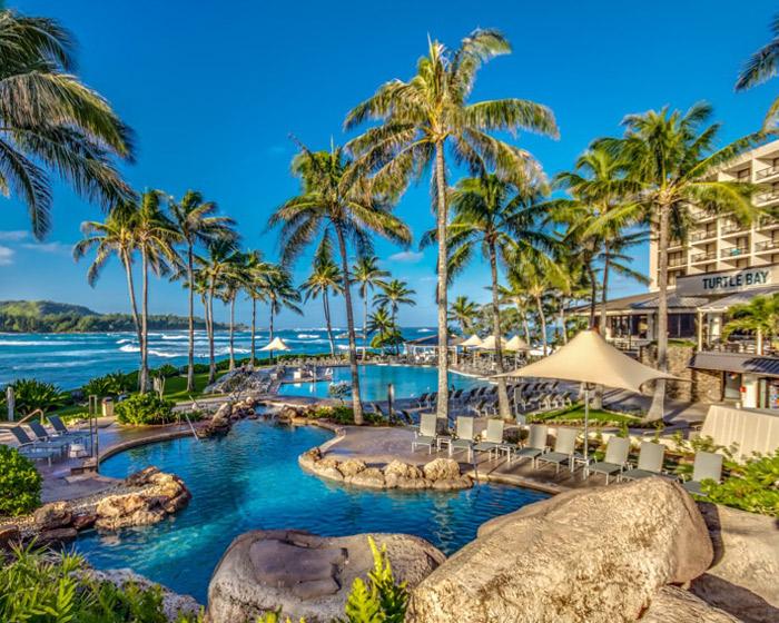 turtle bay resort surf hotel