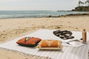 15 Stylish Beach Blankets to Upgrade Your Beach Days