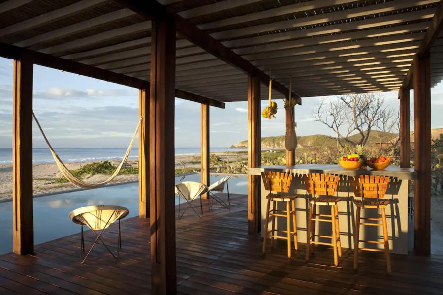 Where to stay in Puerto Escondido for surfing - Hotel Escondido design hotel