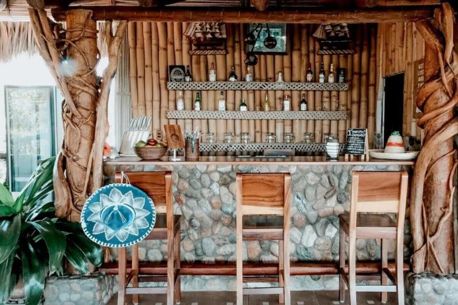 Where to stay in Puerto Escondido for surfing - Casa de Olas